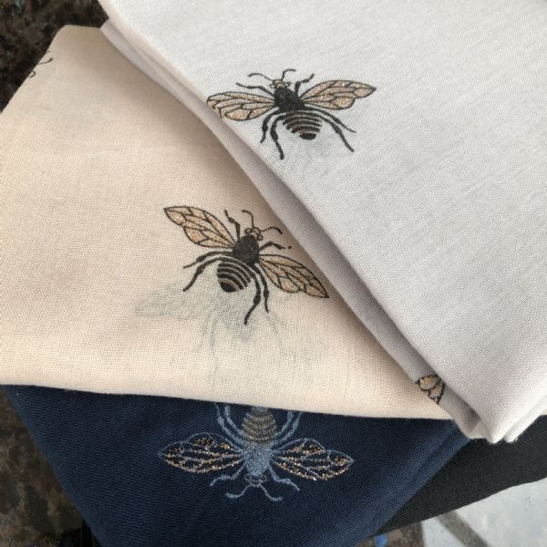 Honey bee scarf - various colours